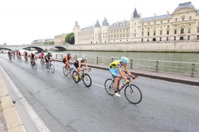 Le Garmin Triathlon de Paris 2016