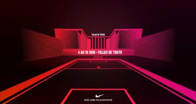 Nike s'installe au Palais de Tokyo