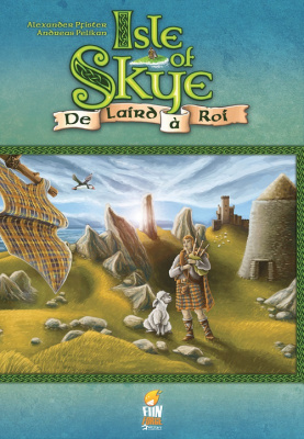 Isle of Skye par Funforge, la bataille à l'écossaise : Gagnez vos jeux !