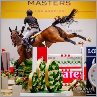 Longines Masters de Paris 2016 au Parc des Expos de Paris Nord Villepinte