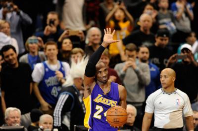 Quai 54 : Kobe Bryant en visite à Paris !