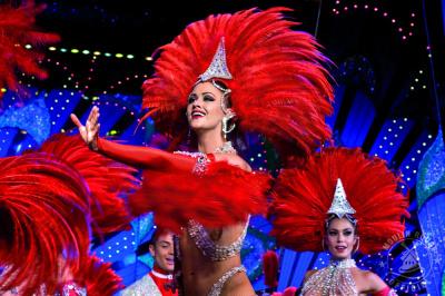 Féérie au Moulin Rouge : Gagnez un dîner-spectacle pour 2 personnes !