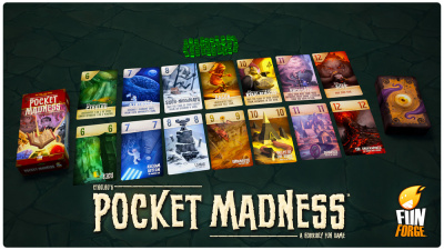 Pocket Madness : La nouvelle création Funforge