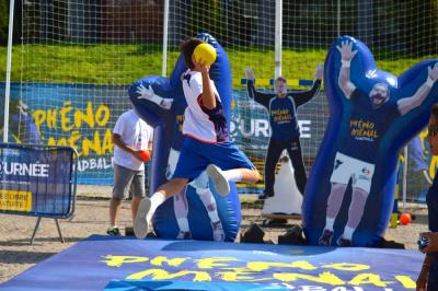 La Tournée « Phénoménal Handball » débarque à Paris