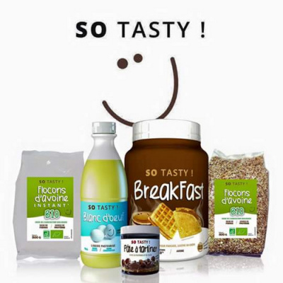L'innovation So Tasty de FitnessBoutique :
