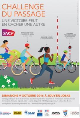 1ère édition du Challenge du Passage à Jouy-en-Josas