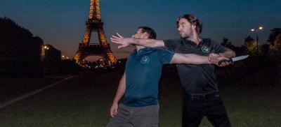 Un stage de Self Défense en duo à l'Éléphant Paname