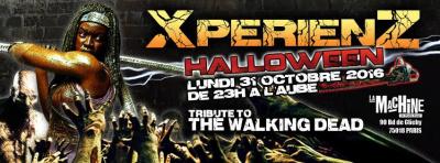 Halloween 2016 : XperienZ à la Machine du Moulin Rouge, gagnez vos places !