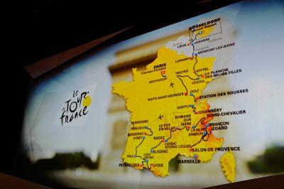 Tour de France parcours 2017, 104e édition