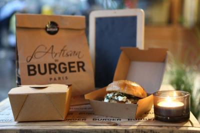 L'Artisan du Burger : Une adresse incontournable du burger parisien !