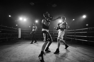 The League : Le premier gala de boxe loisir à Paris !