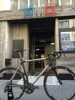 Le Kilomètre 0 : le paradis des cyclophiles !