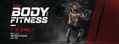 Salon Mondial Body Fitness 2017 à la Porte de Versailles