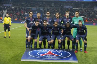 Ligue des Champions : Encore le Barça pour les Parisiens !