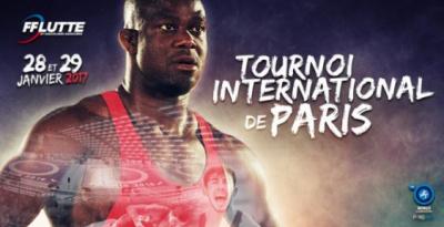 Le Tournoi International de Lutte à Paris