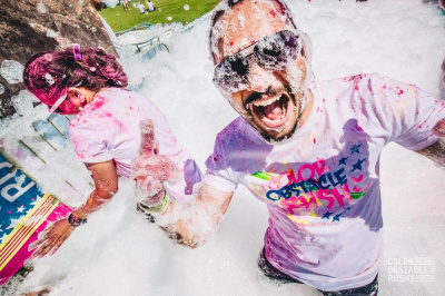 Le Color Obstacle Rush 2017 à Paris