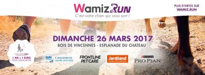 La Wamiz Run 2017 au Bois de Vincennes