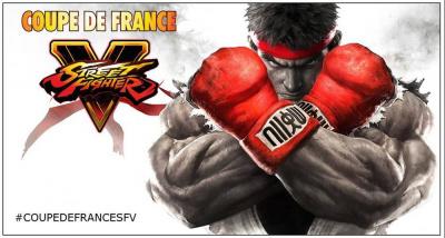 La Coupe de France de Street Fighter au Grand Rex