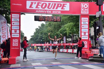 L'édition 2017 du 10km l'Equipe