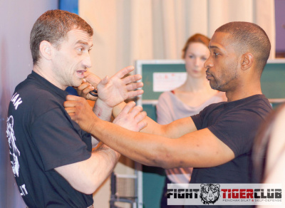 Le Penchak Silat au Fight Tiger Club