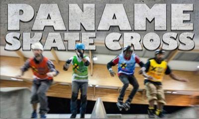 La Paname Skatecross revient à Paris
