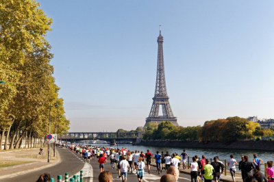 La 39ème édition des 20 km de paris