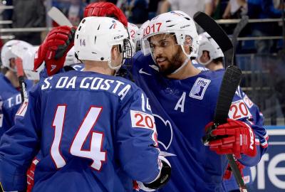 Le Paris Hockey Tour débarque dans la capitale
