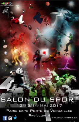 La 1ère édition du Salon du Sport à Paris