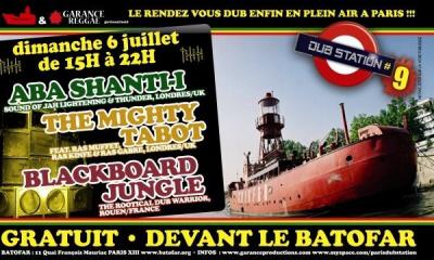 Concert, Paris, Dub Station, Batofar