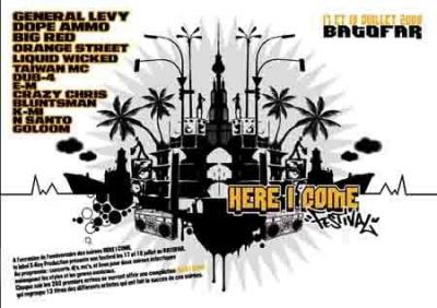 soirée, concert, clubbing, paris, batofar, here i come