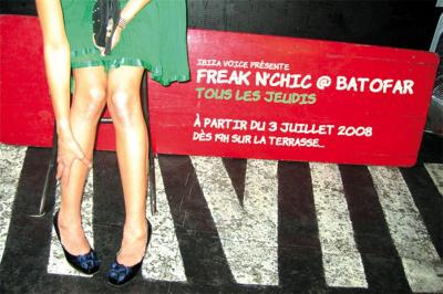 Soirée, Paris, Freak N Chic, Outdoor, Graff, Dop, Dan Ghenacia
