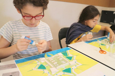 Activités enfants - vacances d'hiver 2016 au musée des Plans-reliefs