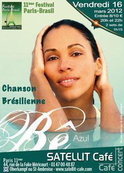 BETINA IGNACIO alias « BÊ »  Chanson  Brésilienne