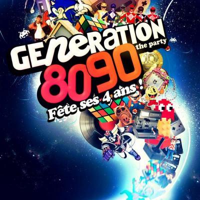 GENERATION 80-90 # BIRTHDAY PARTY