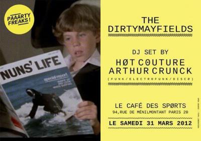 °°°PAAARTY FREAKS!°°° (The DirtyMayfields Dj Set)