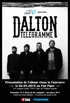 DALTON TELEGRAMME