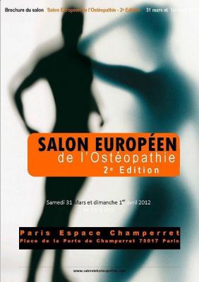 Salon Européen de l'Ostéopathie 2e Edition