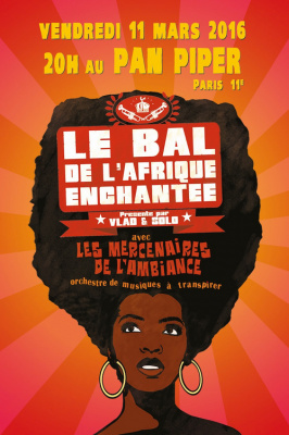 LE BAL DE L'AFRIQUE ENCHANTEE