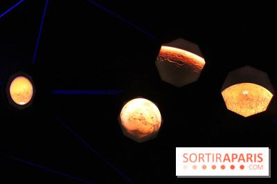 Explorez Mars, l'expo au Palais de la Découverte