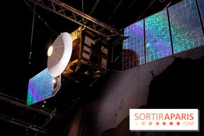 Explorez mars les photos de l 39 expo au palais de la d couverte for Expo paris mars