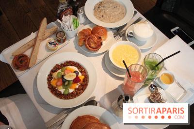 Le petit déjeuner de La Société