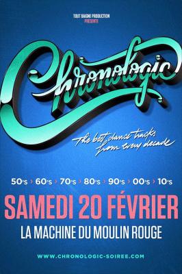 Chronologic #23 - la time machine musicale