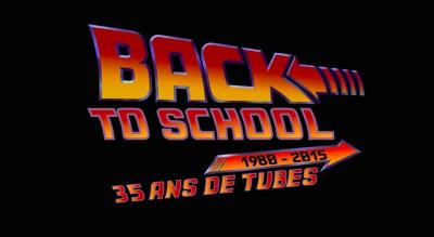 BACK TO SCHOOL : SPÉCIALE CHANSONS FRANCAISES