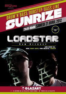 SUNRIZE Representing LOADSTAR /...(DnB & Dubstep)