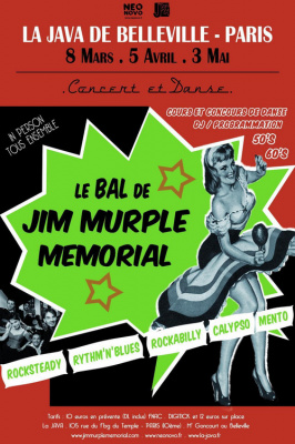 LE BAL DE JIM MURPLE MEMORIAL
