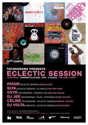 soirée, clubbing, paris, batofar, Reggae, broken beat, house, techno, drum'n'bass