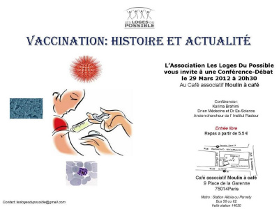 Conférence Vaccination