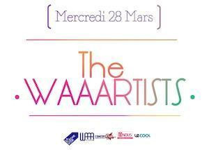 The WAAArtists