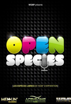 la 1ère édition des OPEN SPECIES