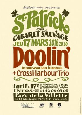 Soirée de la Saint-Patrick avec Doolin'